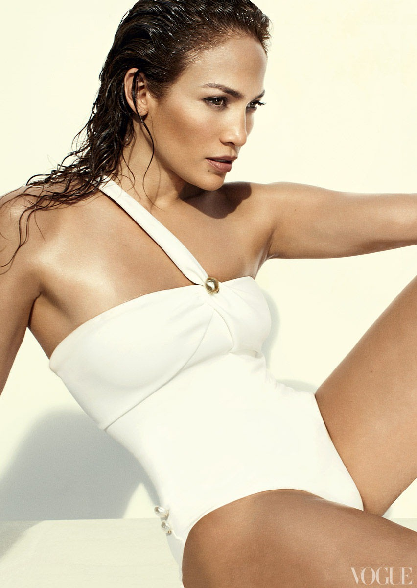 Jennifer Lopez en maillot de bain