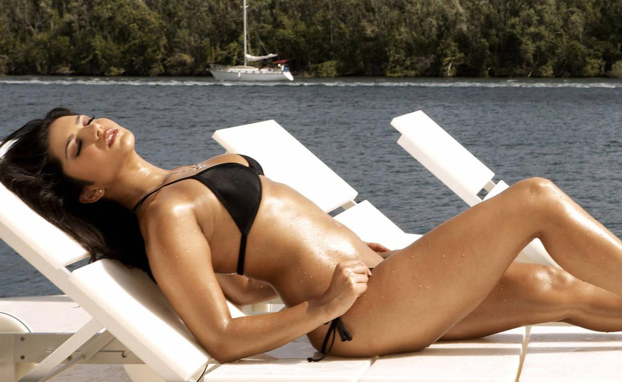 Katrina Kaif en bikini