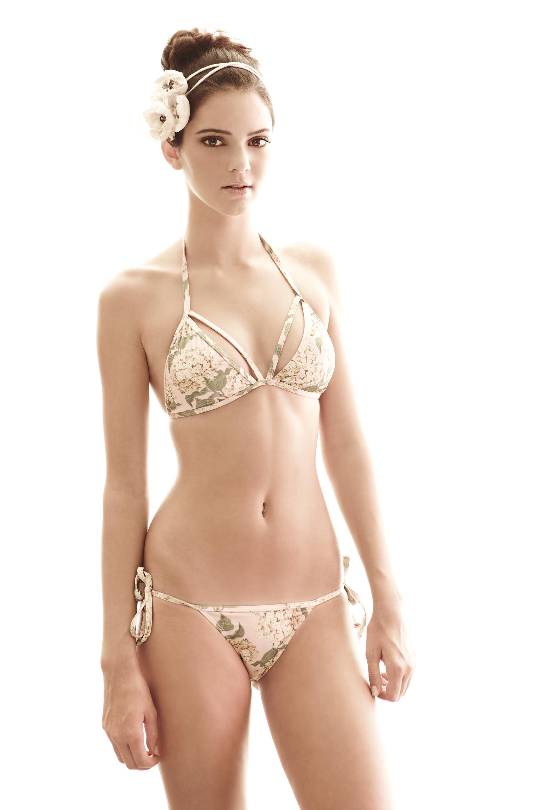 Kendall Jenner en bikini