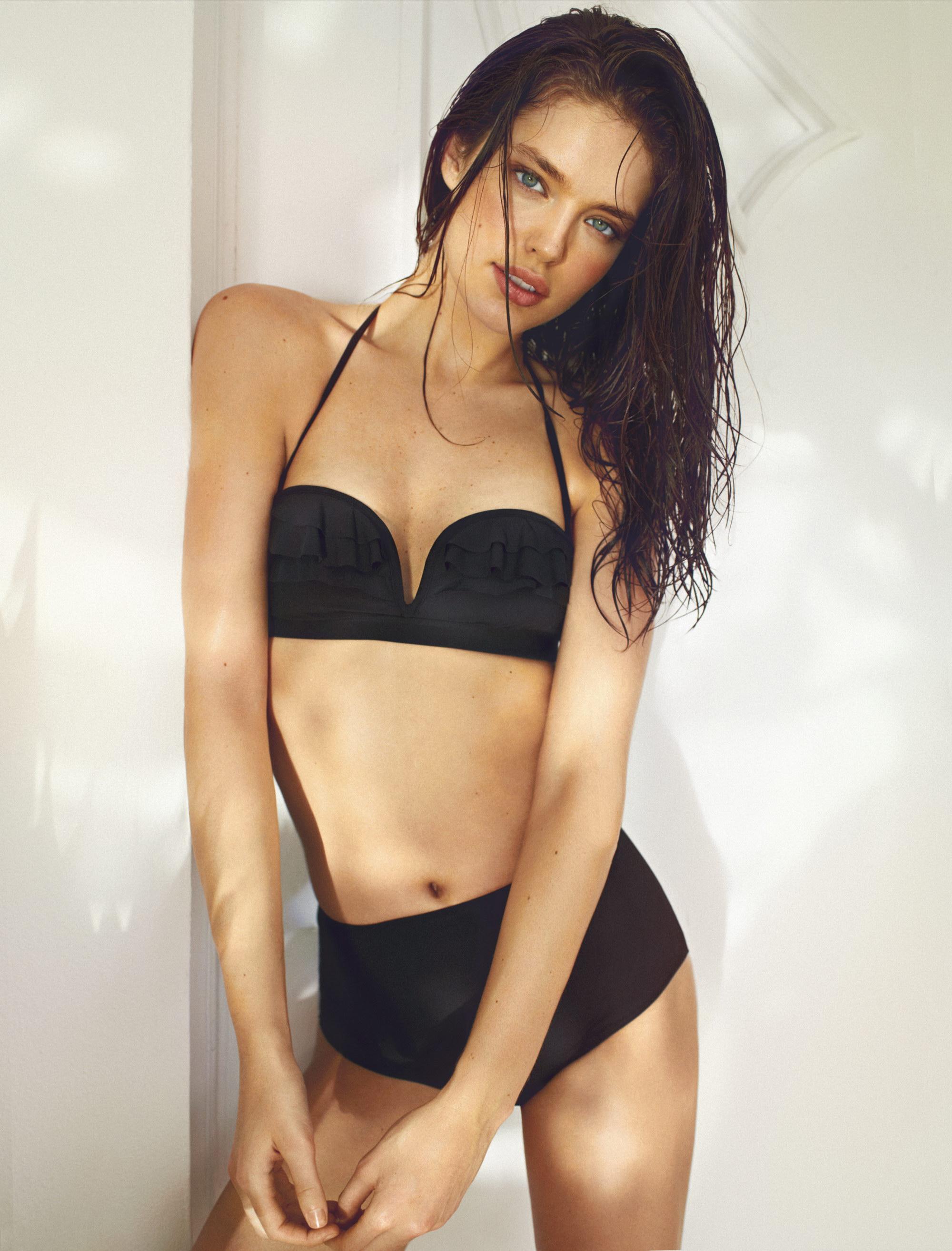 Emily DiDonato en lingerie