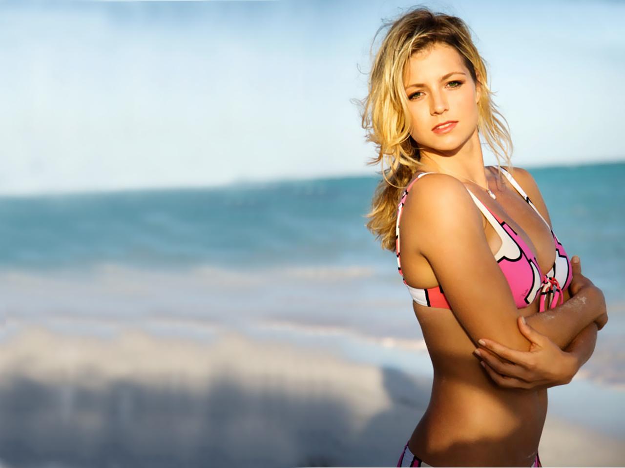 Maria Kirilenko en bikini