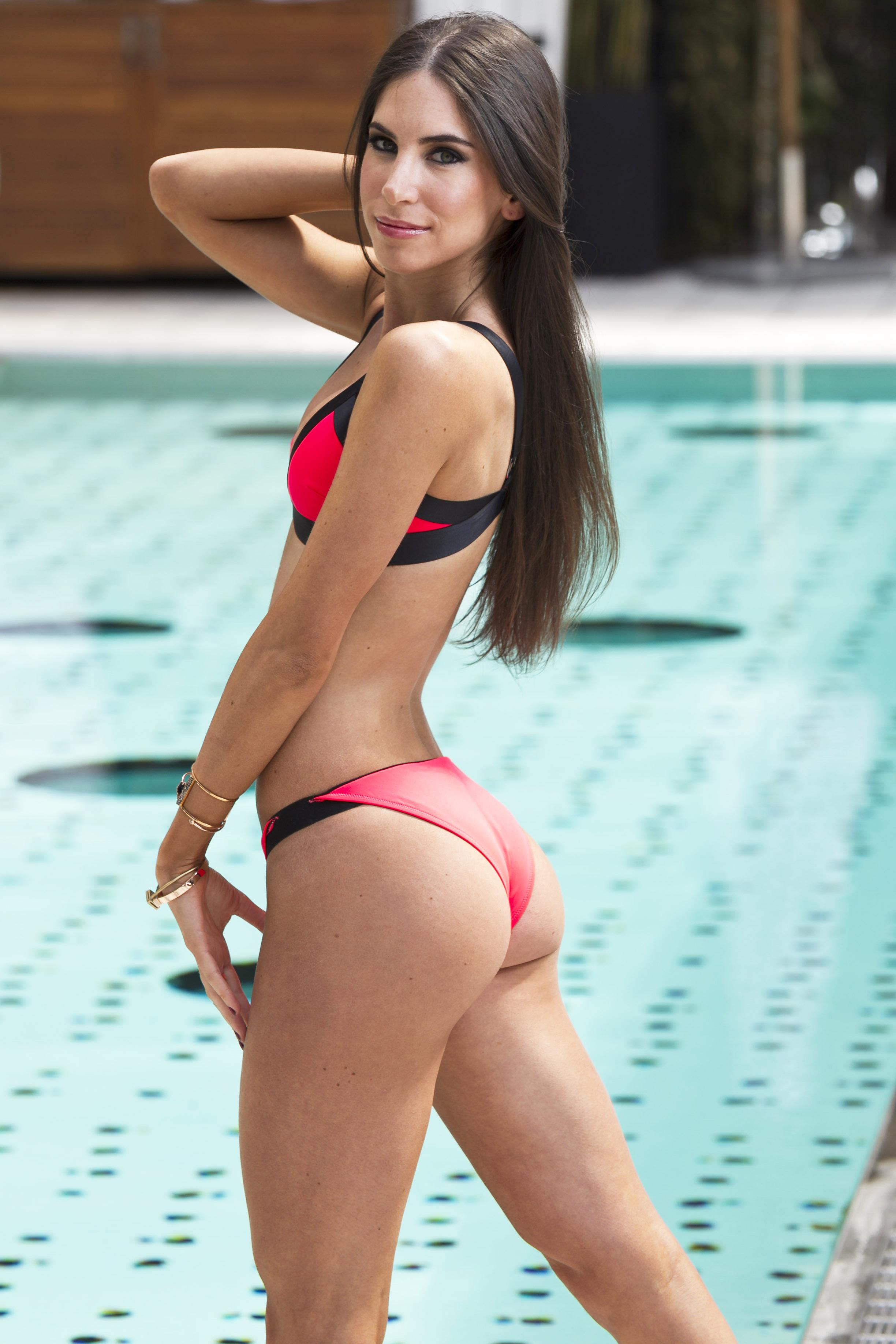 Jen Selter en bikini