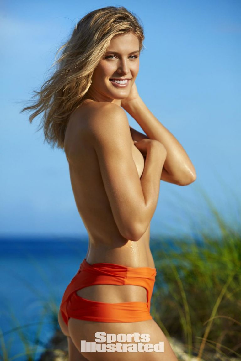 Eugénie Bouchard topless