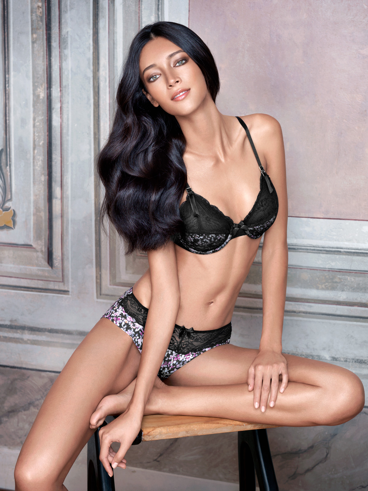 Daniela De Jesus Cosio en lingerie
