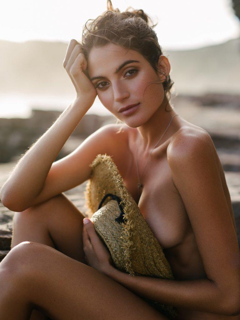 Rafaella Consentino nue