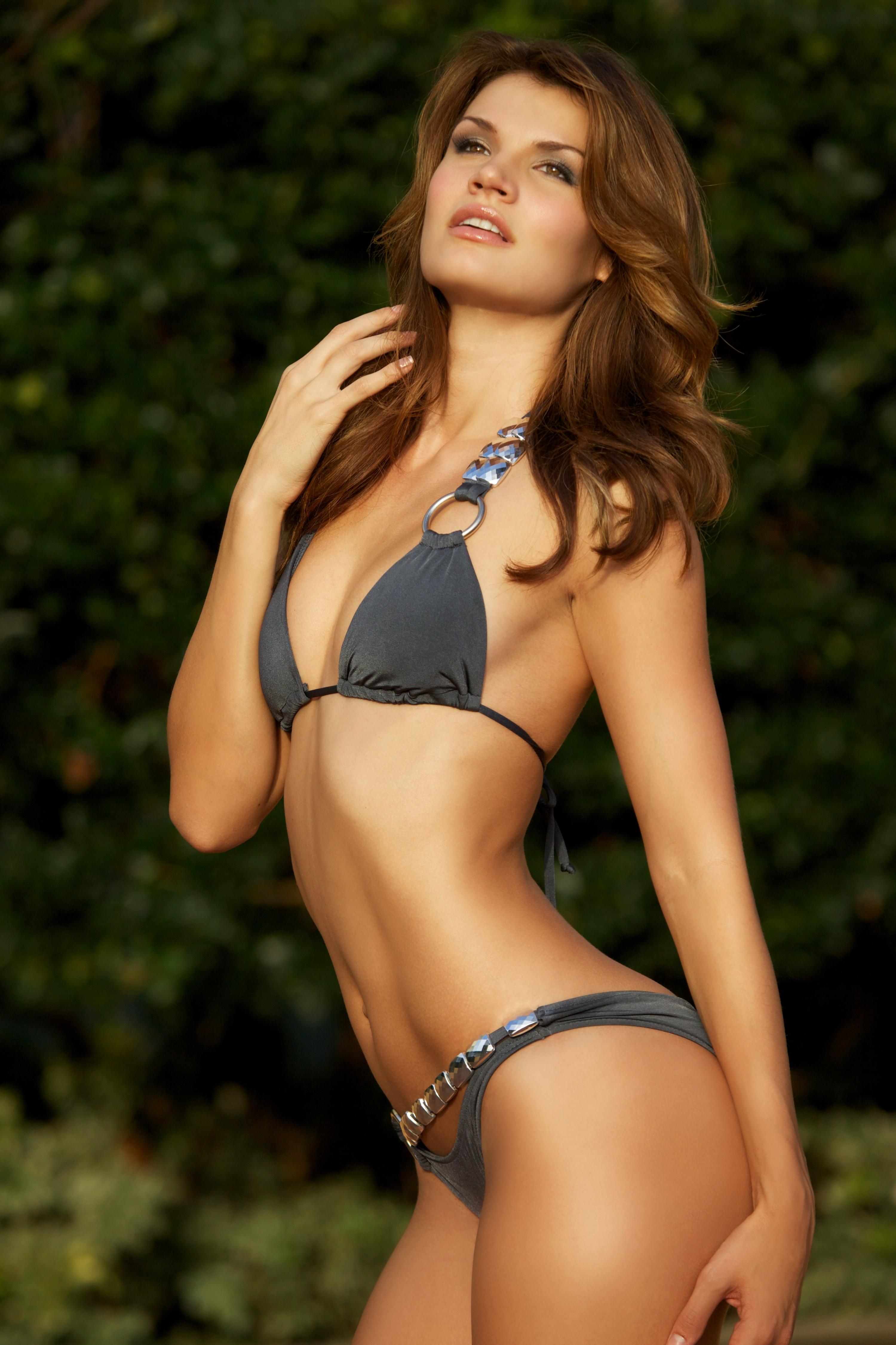 Jessica Rafalowski en bikini