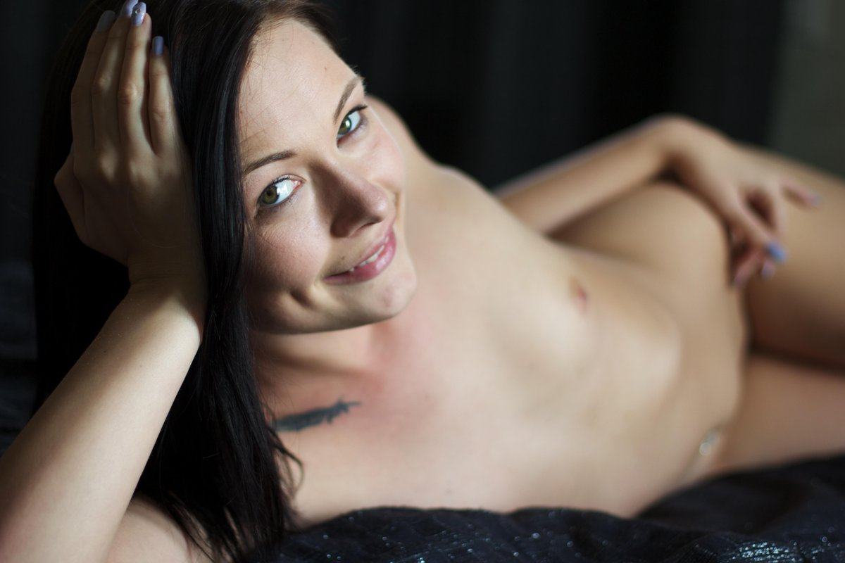 Anna Siline nue