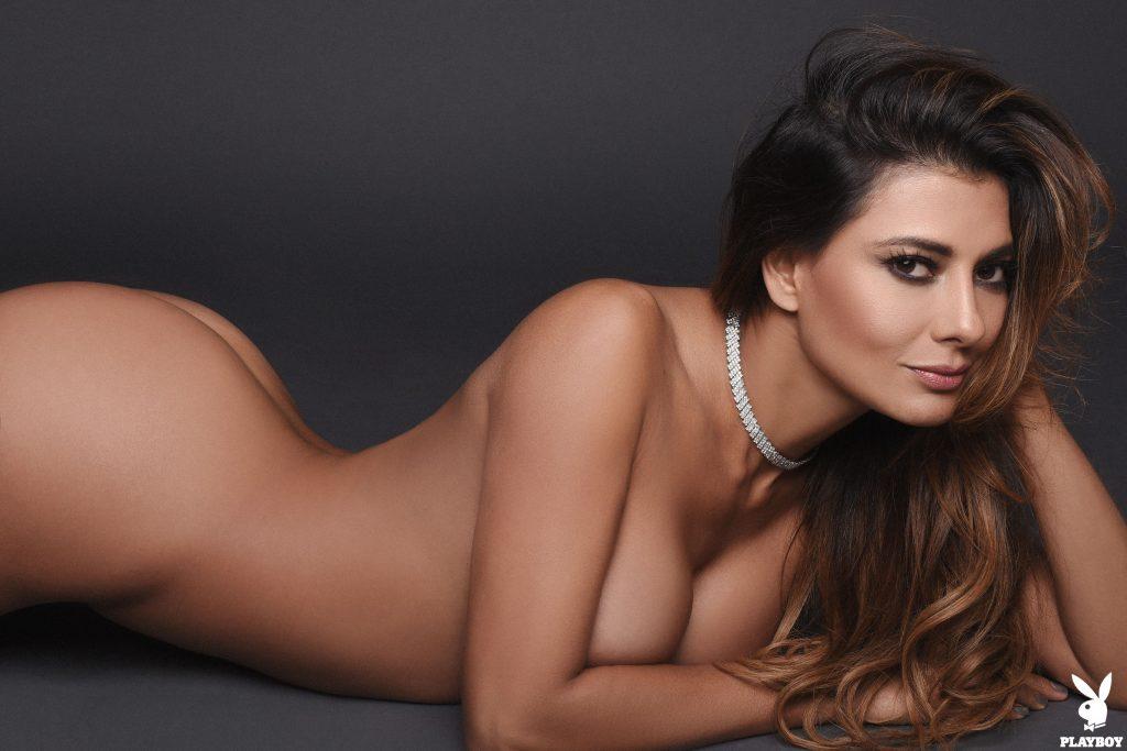 Viviana Castrillon nue