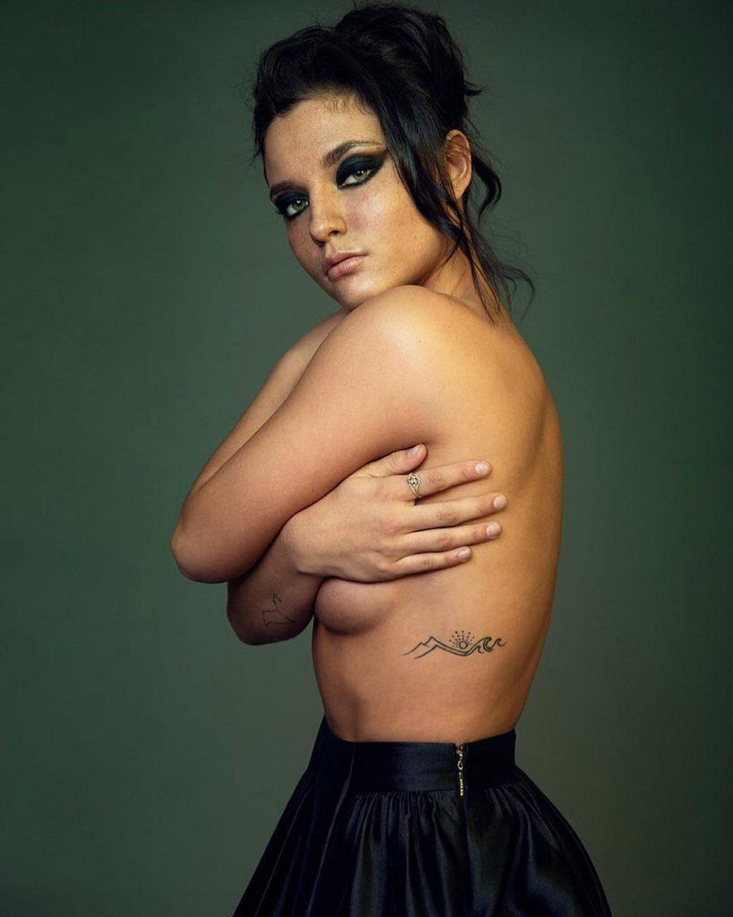 Jade Chynoweth topless