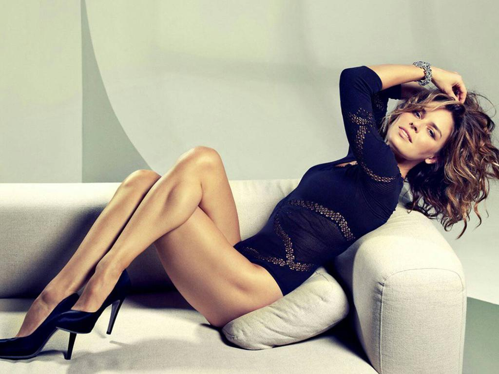Natasza Urbańska en body