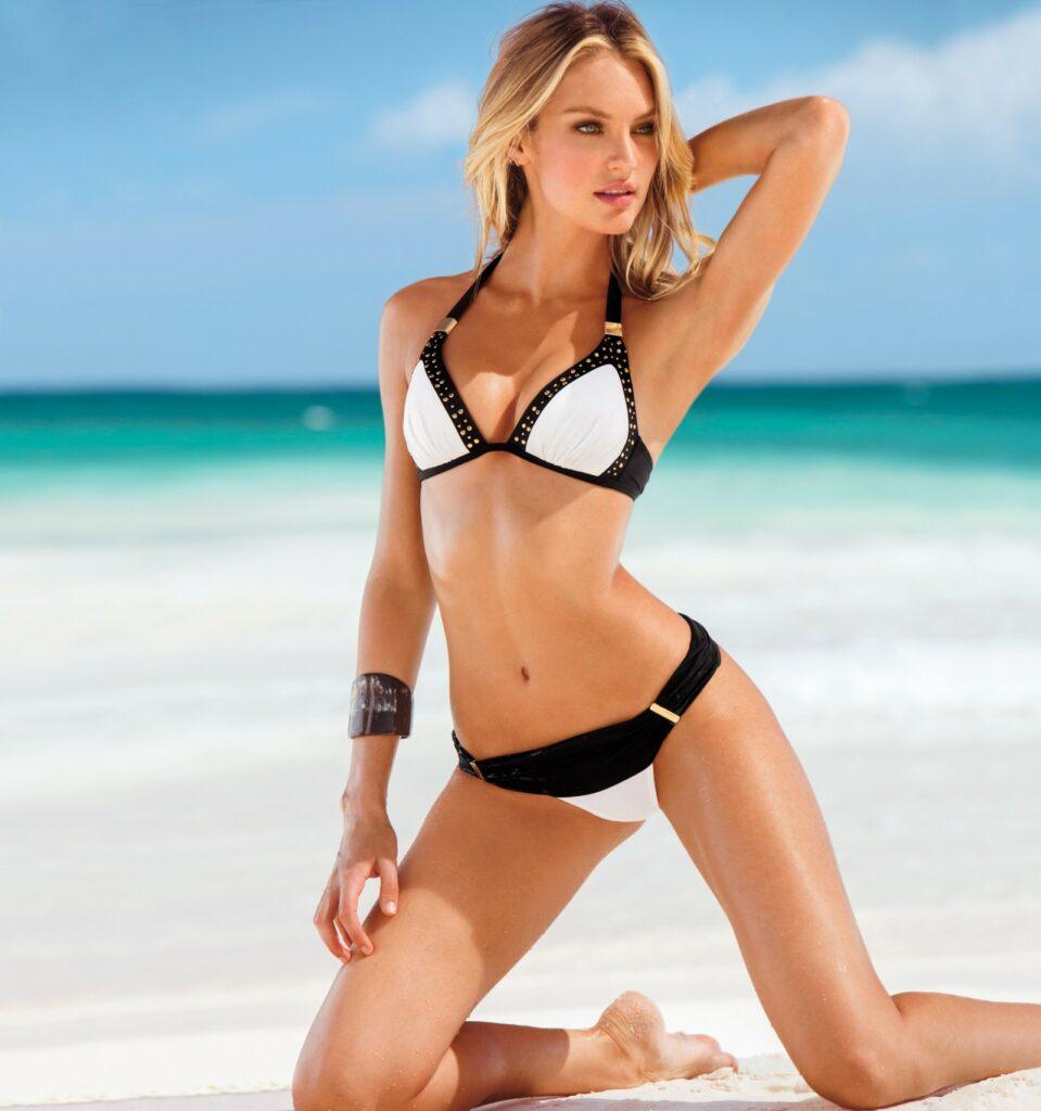 Candice Swanepoel en bikini