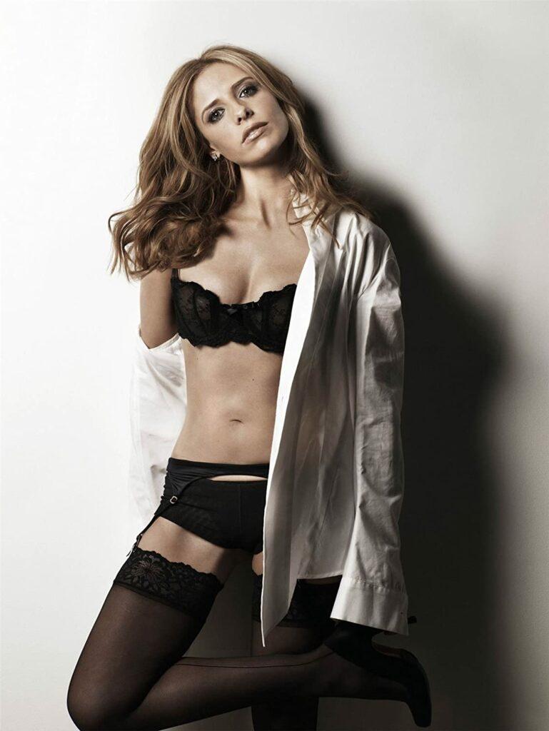 Sarah Michelle Gellar en lingerie