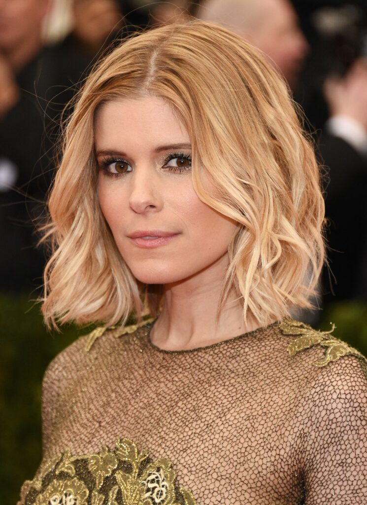 Kate Mara en robe filet