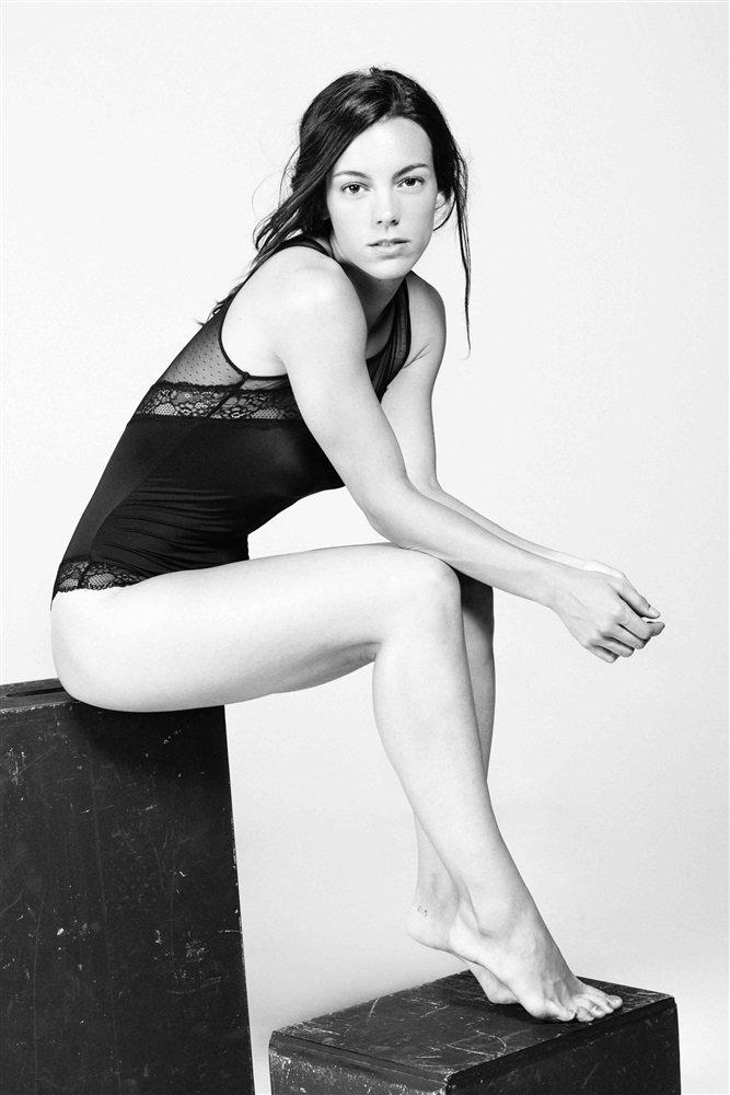 Vicky Luengo en body