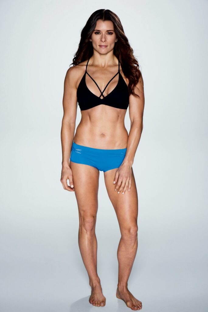 Danica Patrick en bikini